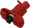 3cc Plastic Universal Adapter (Adapter Head Only without Hose)