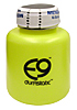 Yellow Dissipative ESD Safe One-Touch Dispensing Pump Bottle - 6 oz